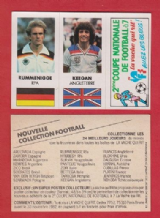 West Germany Karl Heinz Rummenigge England Kevin Keegan